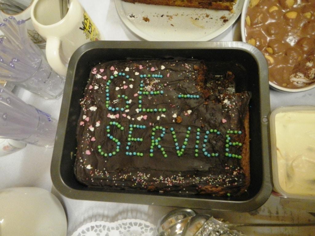 Ge-Service Sommerfest 2014