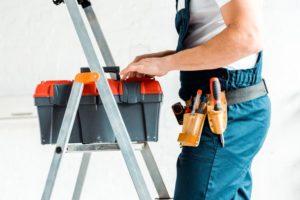 Reperaturarbeiten - Ge-Service Dienstleistungen