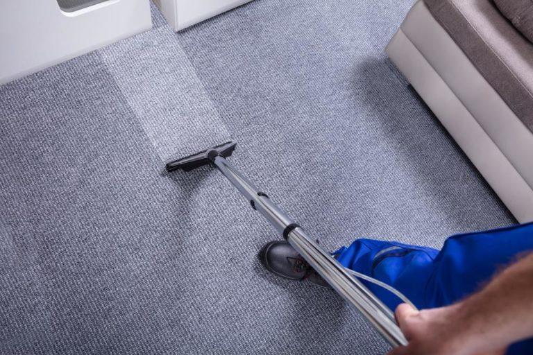 Teppichgrundreinigung - Ge-Service Dienstleistungen