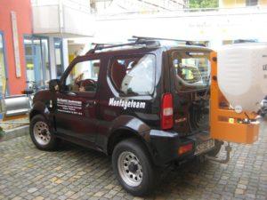 Fuhrpark - Ge-Service Dienstleistungen